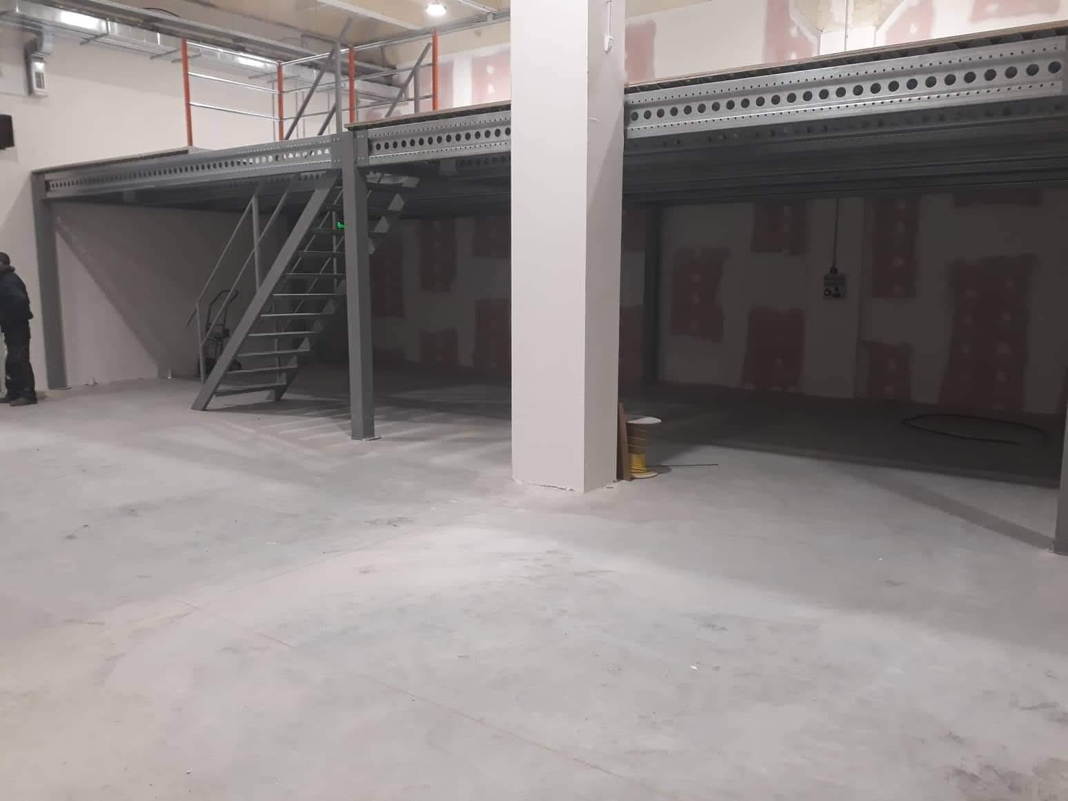 Мецанин етаж SSS04